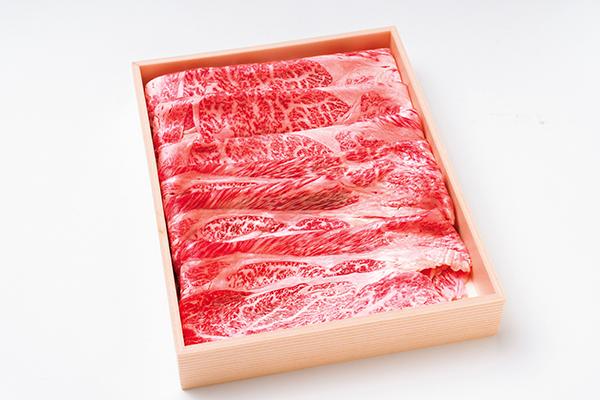 【ふるさと納税】黒毛和牛 ロース・バラすき焼き用(約400g)<13-A5052>