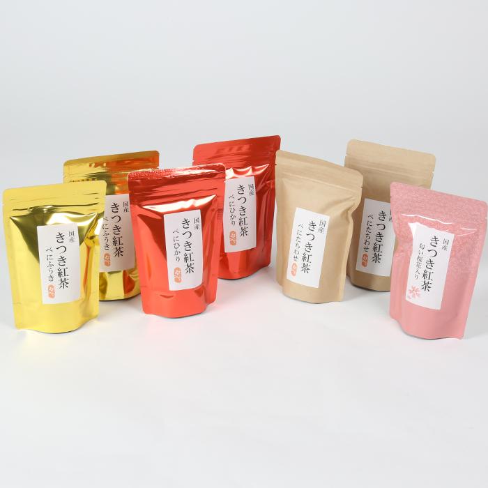 【ふるさと納税】きつき紅茶茶葉セット<15-A0122>