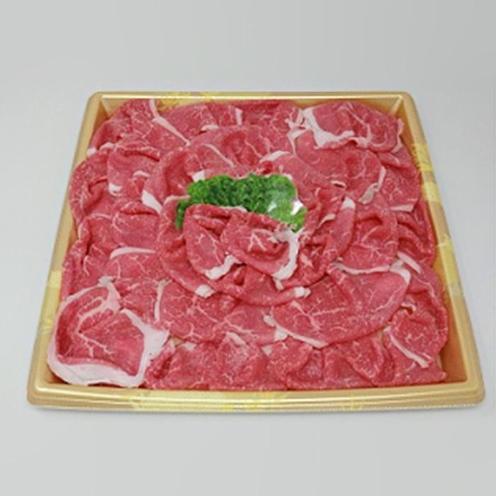 【ふるさと納税】おおいた豊後牛モモ肉切り落とし600g<27-A5012>