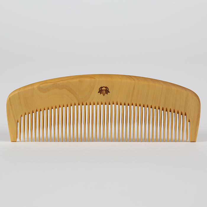 【ふるさと納税】つげ櫛(外国産材使用) 伝統 工芸<43-A5059>