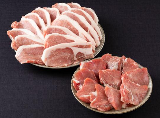 海外輸入 美味しい大分県産豚を心ゆくまでお楽しみ下さい ふるさと納税 旨い大分県産豚でとんかつ26枚食べ放題 ヒレ肉2.1kg 日本メーカー新品 ロース