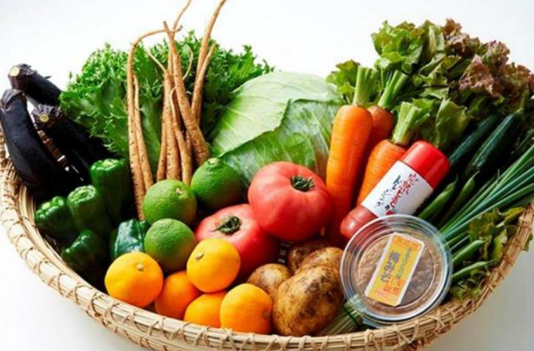 【ふるさと納税】くにさき旬野菜&フルーツ※半年間計6回発送【定期便】