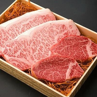 【ふるさと納税】豊後牛サーロイン・ヒレステーキセット【1078156】