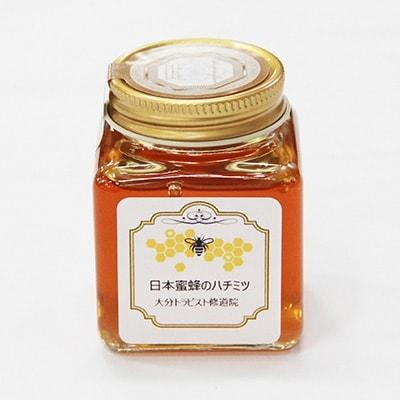 【ふるさと納税】【大分トラピスト修道院】日本蜜蜂のハチミツ(100g) AC04【1087847】