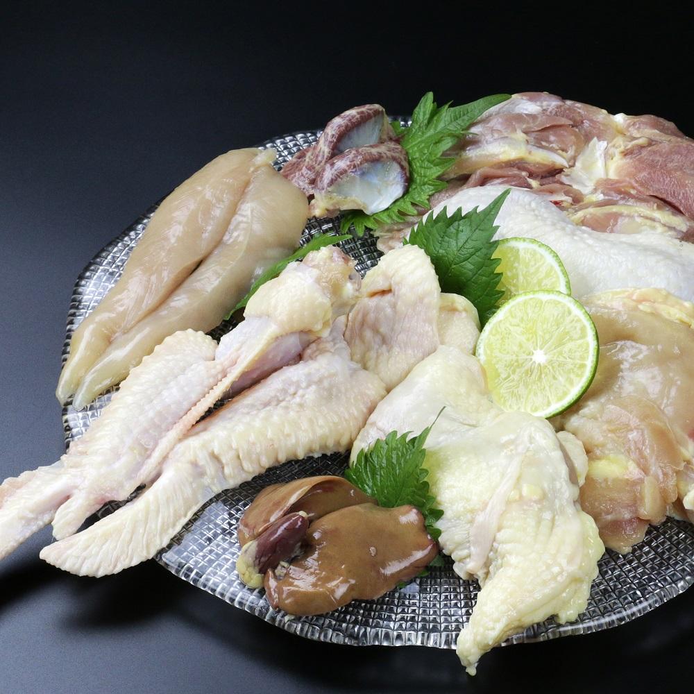 【ふるさと納税】みやざき地頭鶏まるごと1羽セット
