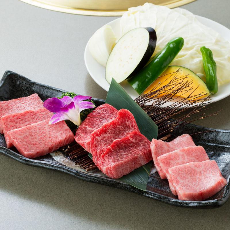 【ふるさと納税】宮崎牛焼肉セット