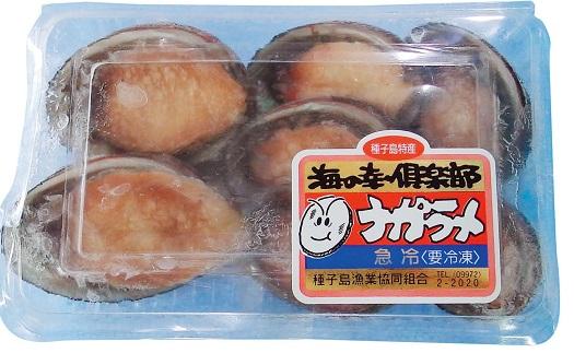 【ふるさと納税】ナガラメ(トコブシ):300g(6~12個)