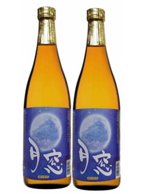 【ふるさと納税】焼酎 月窓(720ml)×2本セット