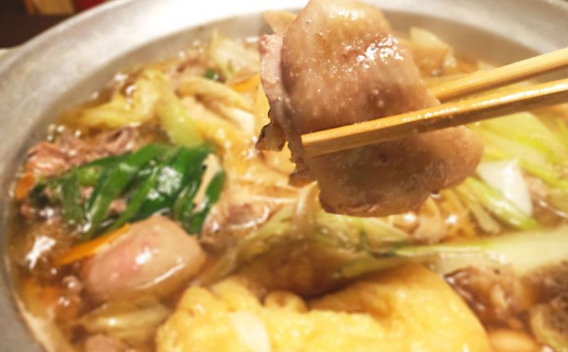 【ふるさと納税】桜島どりの鍋セット2