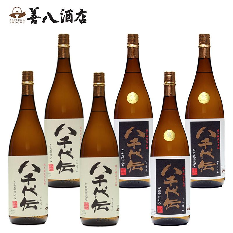 【ふるさと納税】八千代伝酒造 1800ml 6本セット