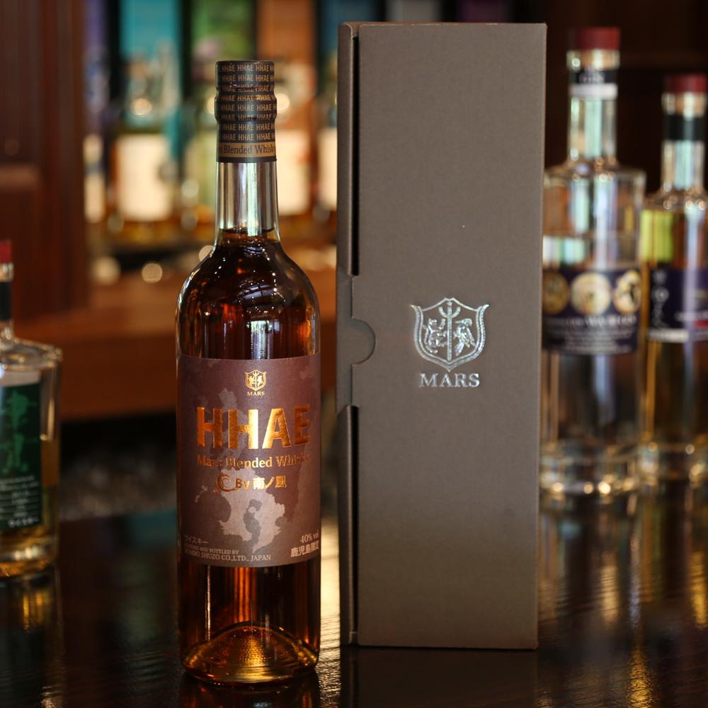 □【ふるさと納税】【地ウイスキー】マルス津貫蒸溜所 オリジナルウイスキー 「HHAE」