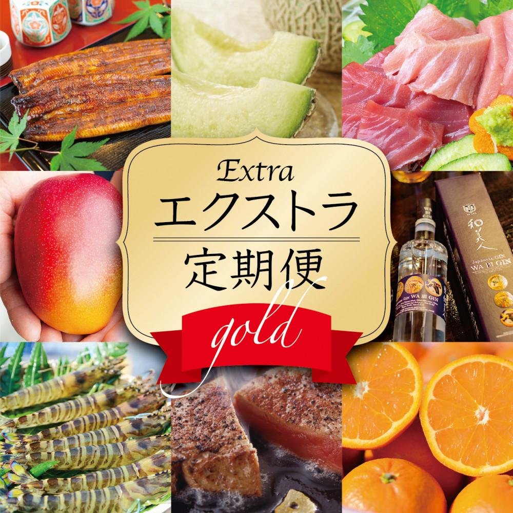 □【ふるさと納税】エクストラ定期便ゴールド