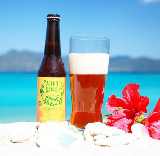【ふるさと納税】奄美群島地ビール AMAMIGARDEN TANKAN PALE ALE (アマミガーデン たんかんペールエール) 330ml×6本