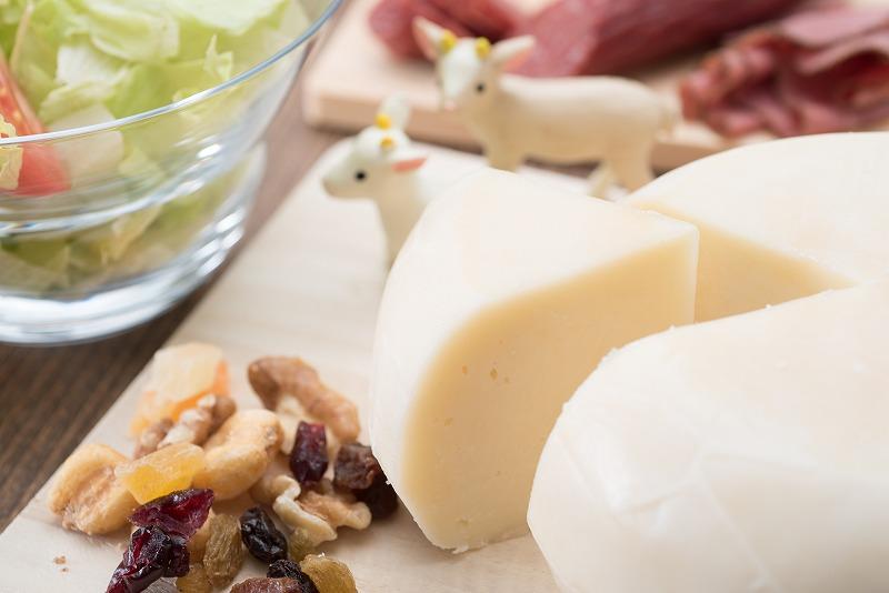 【ふるさと納税】ヤギチーズ詰め合わせセット