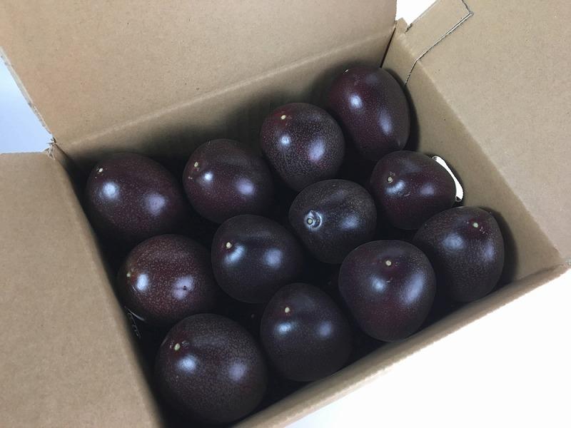 【ふるさと納税】奄美産パッションフルーツ2kg