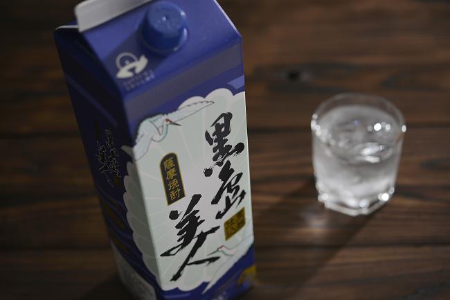 【ふるさと納税】nagashima-73_黒島美人1800ml紙パック6本セット