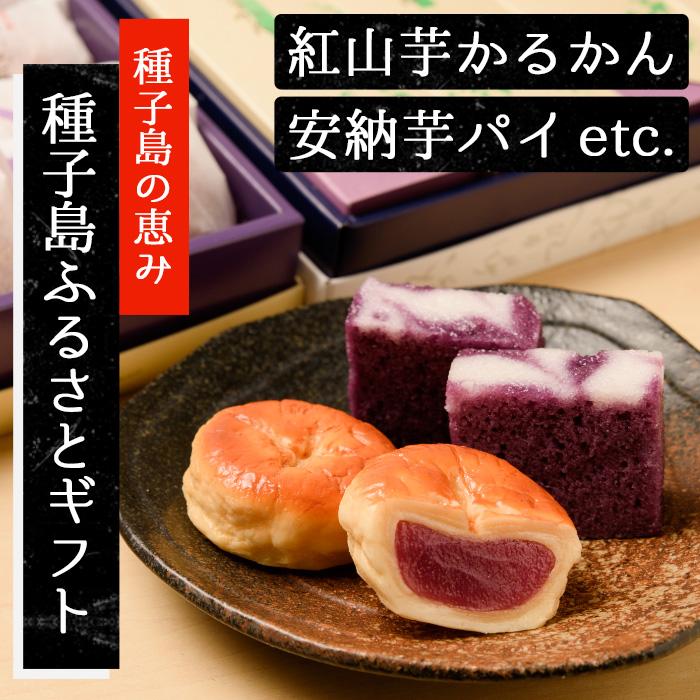 【ふるさと納税】種子島ふるさとギフト【菓子処渡辺】