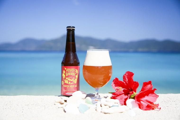 【ふるさと納税】L-1 奄美群島地ビールAMAMIGARDEN PASSION WHEAT ALE(アマミガーデン パッションウィートエール) 5本入り