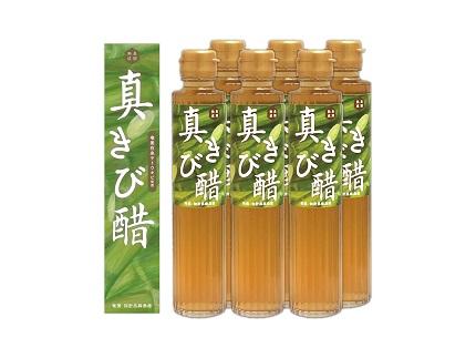 【ふるさと納税】AY-2 加計呂麻産きび酢『真きび醋』(200ml)×6本