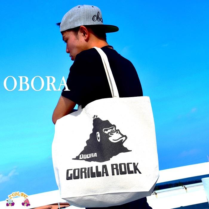 【ふるさと納税】TOKUNOSHIMA発ブランド OBORA トートバック