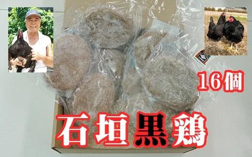 【ふるさと納税】UF-6 石垣黒鶏ハンバーグ・スモークセット