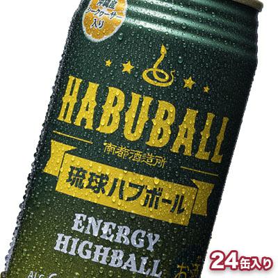 【ふるさと納税】琉球ハブボール24本 オリジナルT-シャツセット