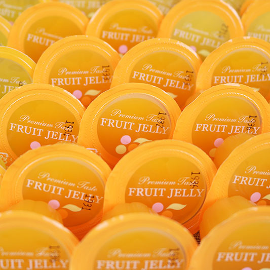 【ふるさと納税】沖縄フルーツ果汁たっぷりミニゼリー(マンゴー・パイン・シークヮーサー)