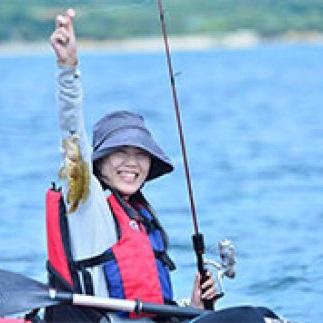 【ふるさと納税】【透明度の高い海を独り占め!】カヤックフィッシング(2名様)