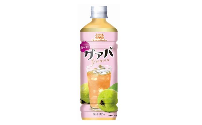 【ふるさと納税】沖縄ボトラーズ グアバ果汁10% 24本入り