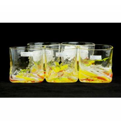 【ふるさと納税】【琉球ガラス】琉球グラスの5点セット