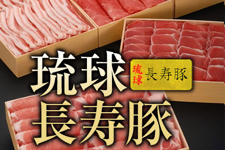 【ふるさと納税】【琉球長寿豚】食べ比べセット特大 4kg