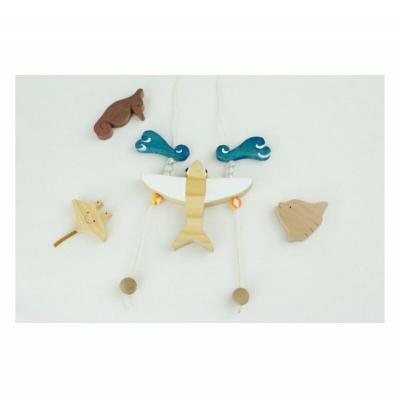 【ふるさと納税】「楽樹」のぼり人形 トビウオくん&マグネットセット