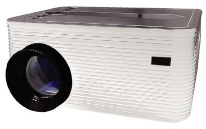 DVDプレーヤー搭載プロジェクター VRモード CPRM対応 レジューム機能 投影サイズ 30-150 出力端子も充実