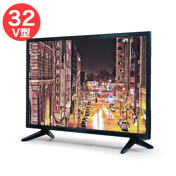 32V型ハイビジョン3波(地上・BS・CS)Wチューナー液晶テレビ