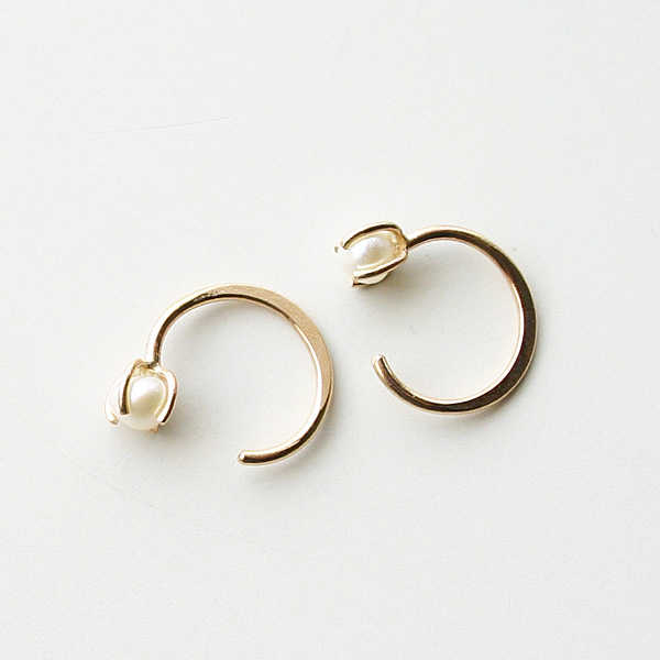 ★★再入荷!★★【MELISSA JOY MANNING/メリッサジョイマニング】Limited Edition 14 karat gold Chinese fresh water pearl