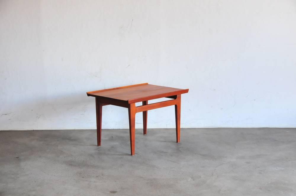 Finn Juhl Model 535 Finul 2055 Frans Son Teak Side Table
