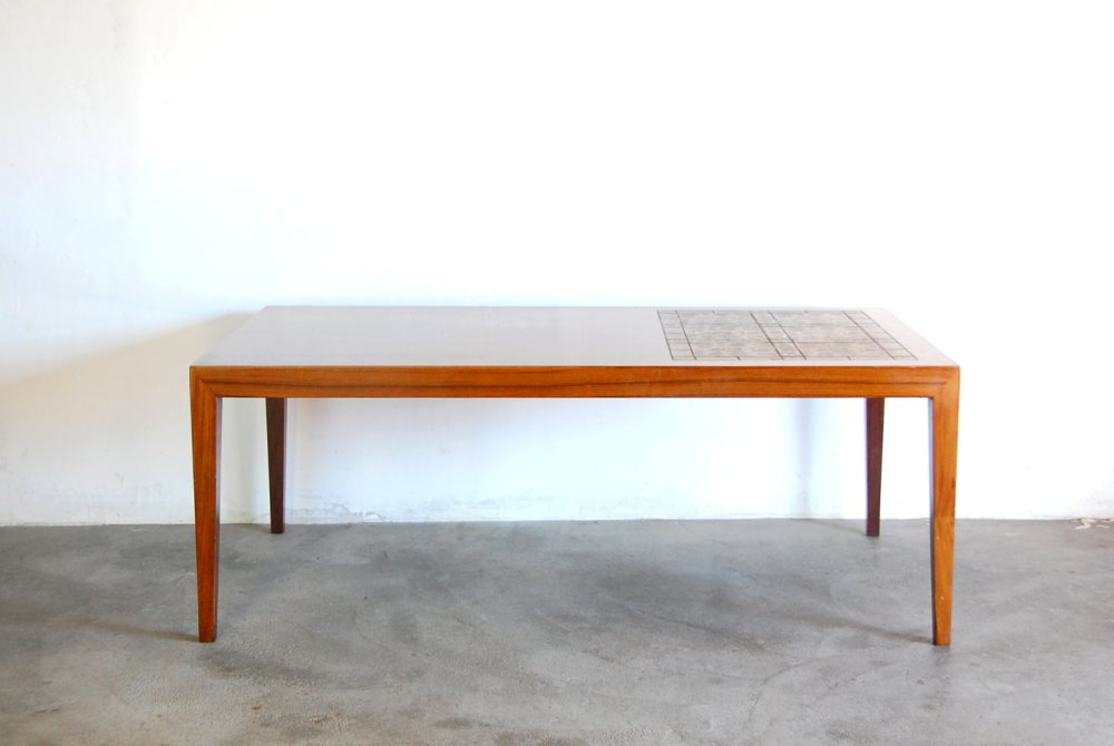 Royal Copenhagen Bacca table Severin Hansen oak ロイヤルコペンハーゲン テーブル