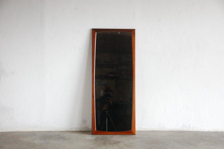 Aksel Kjersgaard Mirror Rosewood Lデンマーク製ミラー 鏡 北欧家具
