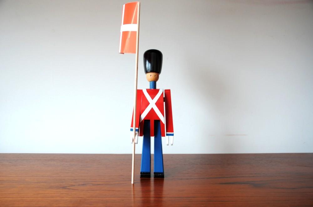 Kay Kaj Bojesen Royal Guard カイボイス 衛兵 A デンマーク