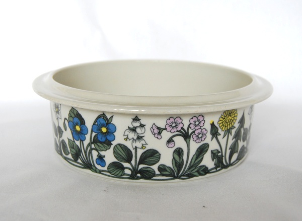 ARABIA Flora Bowl Large フローラ アラビア アンティーク