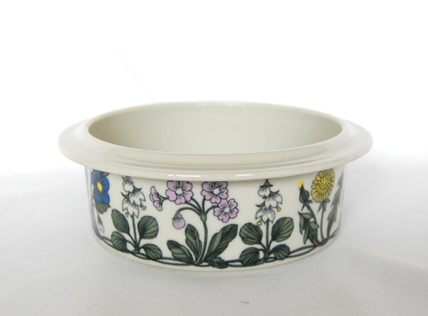 ARABIA Flora Bowl Midium フローラ アラビア アンティーク