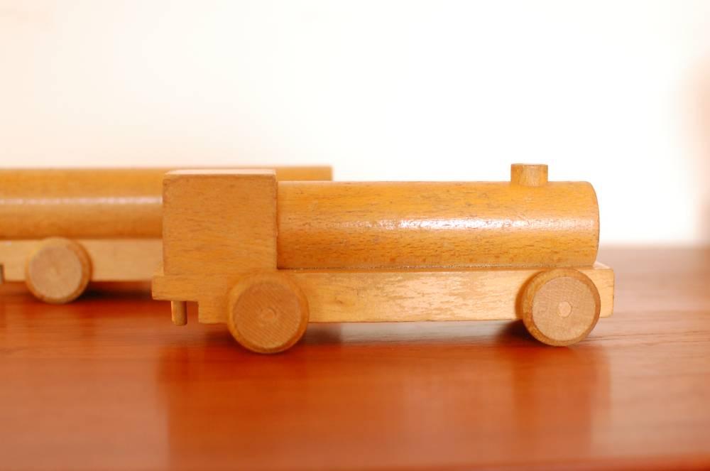 """· 凯/Kaj""""火车""""x3 凯博逊老式丹麦"""