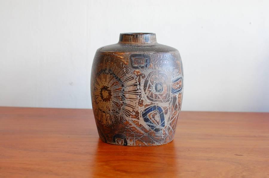 870/3751 Nils Yhorson Baca Vase ロイヤルコペンハーゲン