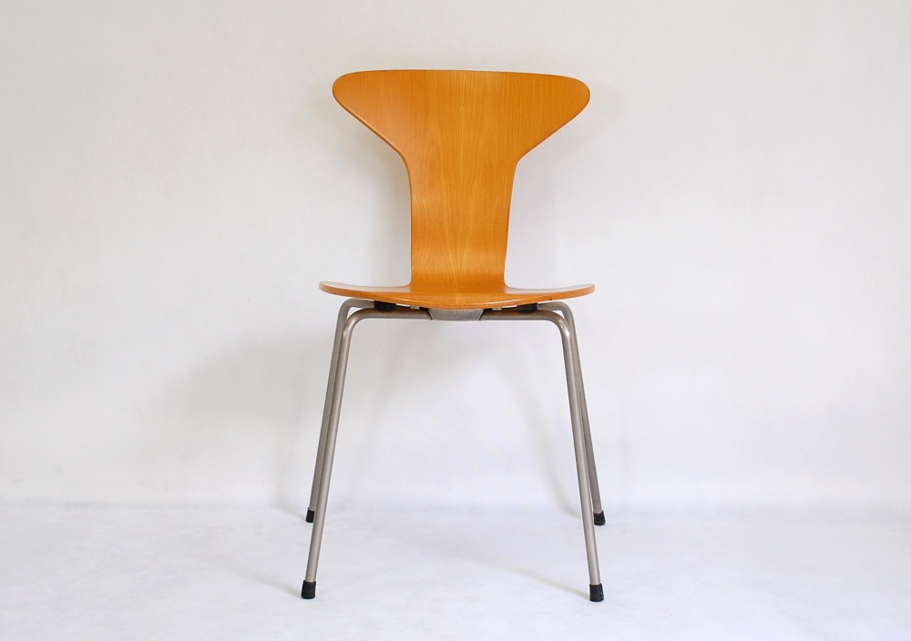 Jacobsen 3105 school chair chair school 3105 vintageヤコブセンセブンフリッツハンセンデンマーク, ナチュラルワン(ケージ ゲージ):e44ba40f --- sunward.msk.ru
