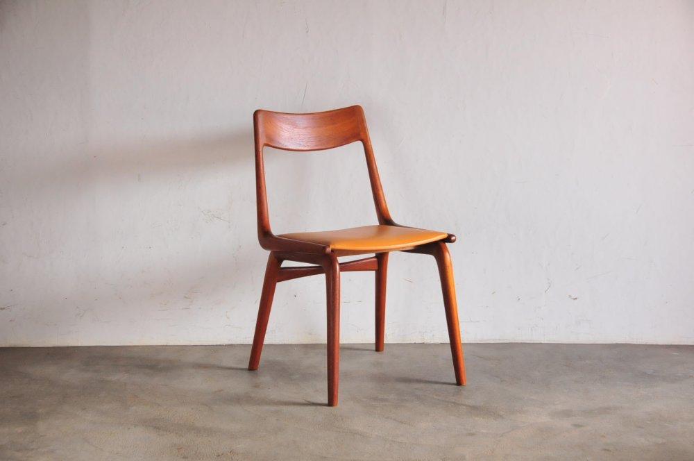Erik Christensen Boomerang Dining Chair ブーメランチェアー 북유럽 가구 덴마크