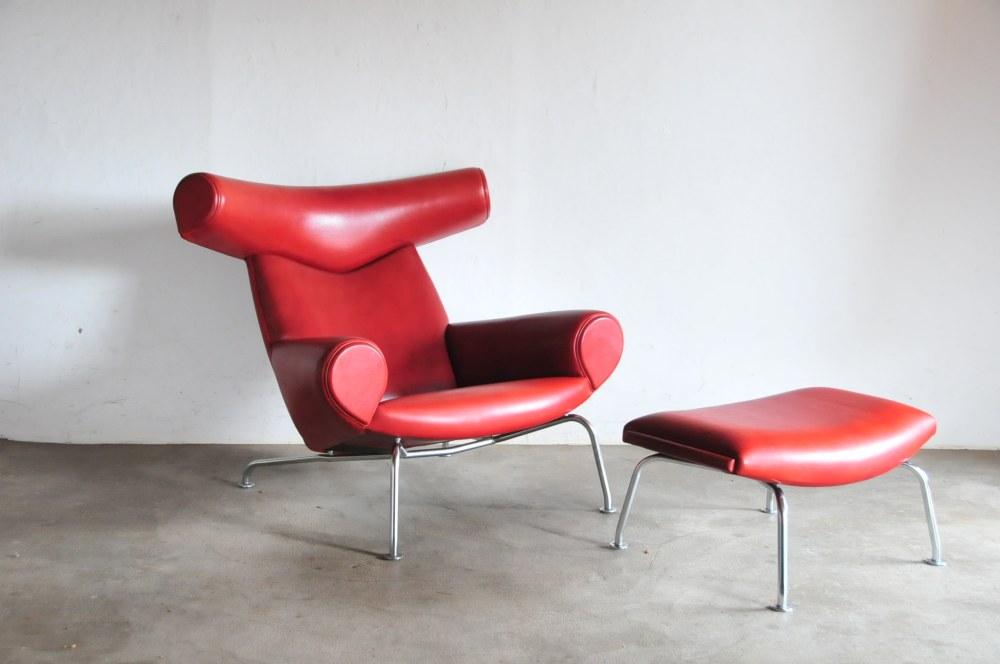 ハンス J ウェグナー オックスチェアー AP-46Hans J Wegner OX chair