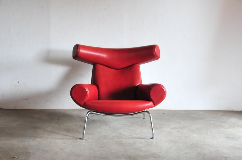 汉斯 · J Wegner 牛椅子 AP 46 汉斯 J Wegner 牛椅子