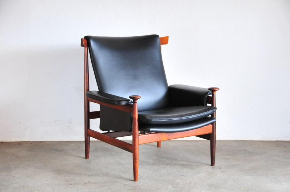 Finn juhl Bwana Chair フィン・ユール ブワナチェアー France & Son