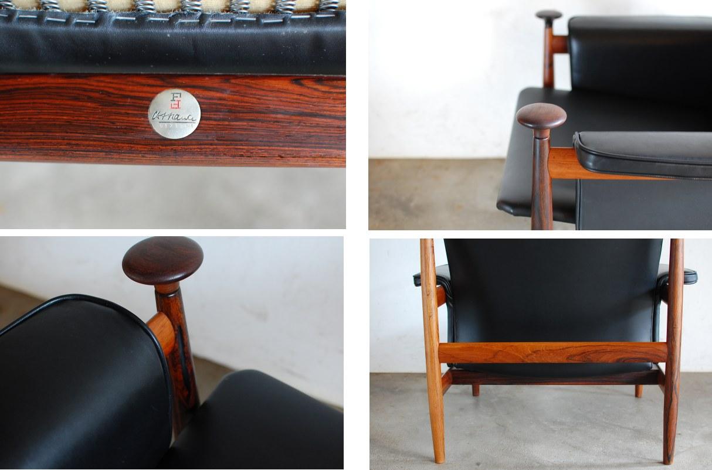 楽天市場 finn juhl bwana chair フィン ユール ブワナチェアー france