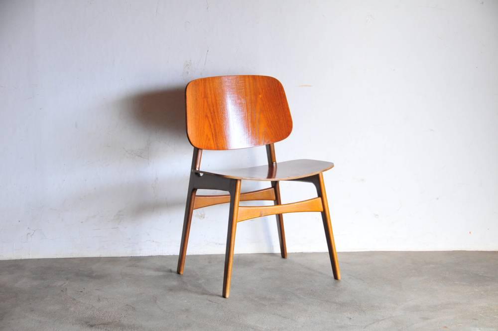Borge Mogensen Teak Dining Chair No155 bウェグナー モーエンセン 北欧【中古】